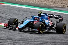E. Oconas: prieš lenktynes Silverstoune norime pakeisti kaip įmanoma daugiau bolido komponentų