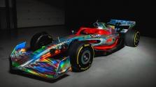 T. Wolffas ir Z. Brownas: 2022 m. bolidai nuo pristatyto prototipo skirsis minimaliai