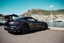 """V. Bottas gavo """"Mercedes"""" sportinį modelį"""