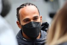 L. Hamiltonas: komanda ne to tikėjosi iš čempiono