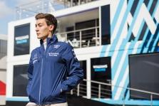 F. Alonso: G. Russellas bus rimtesnis varžovas L. Hamiltonui nei V. Bottas