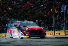 WRC. Ispanijos ralyje - T. Neuville'io triumfas