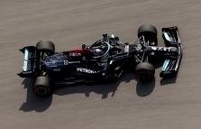 """C. Horneris: dėl naudojamos pakabos, """"Mercedes"""" gali įgyti nemenką pranašumą"""