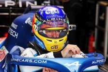 F. Alonso bolide - nauja jėgainė
